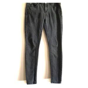 Mudd: dark grey jeans size 7
